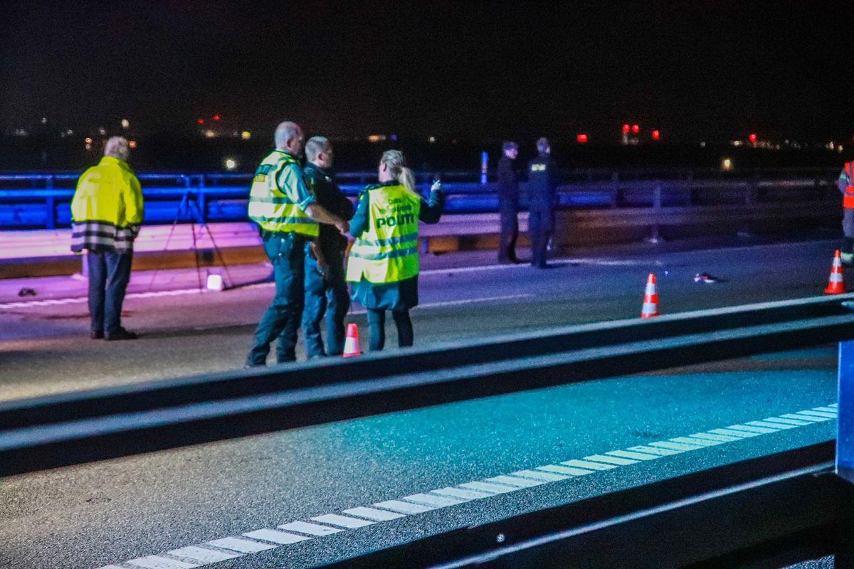 Ulykke: Politiet aner ikke, hvem de er