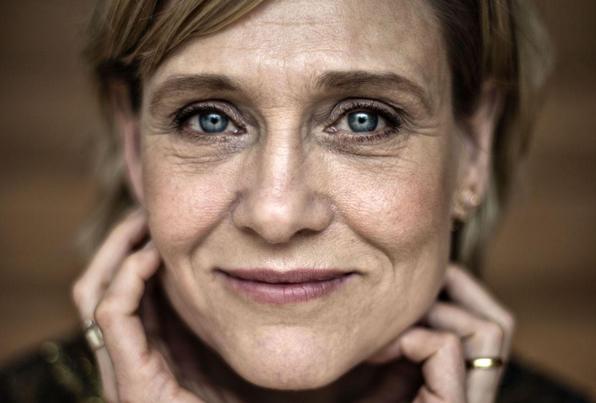 Skuespiller Charlotte Fich fylder 60 år søndag den 26. september. (Arkivfoto 2017)