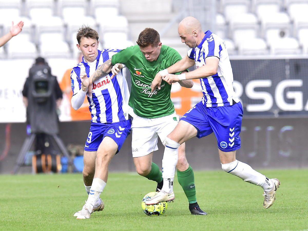 Viborg FF og OB spiller 1-1 i Superligaen