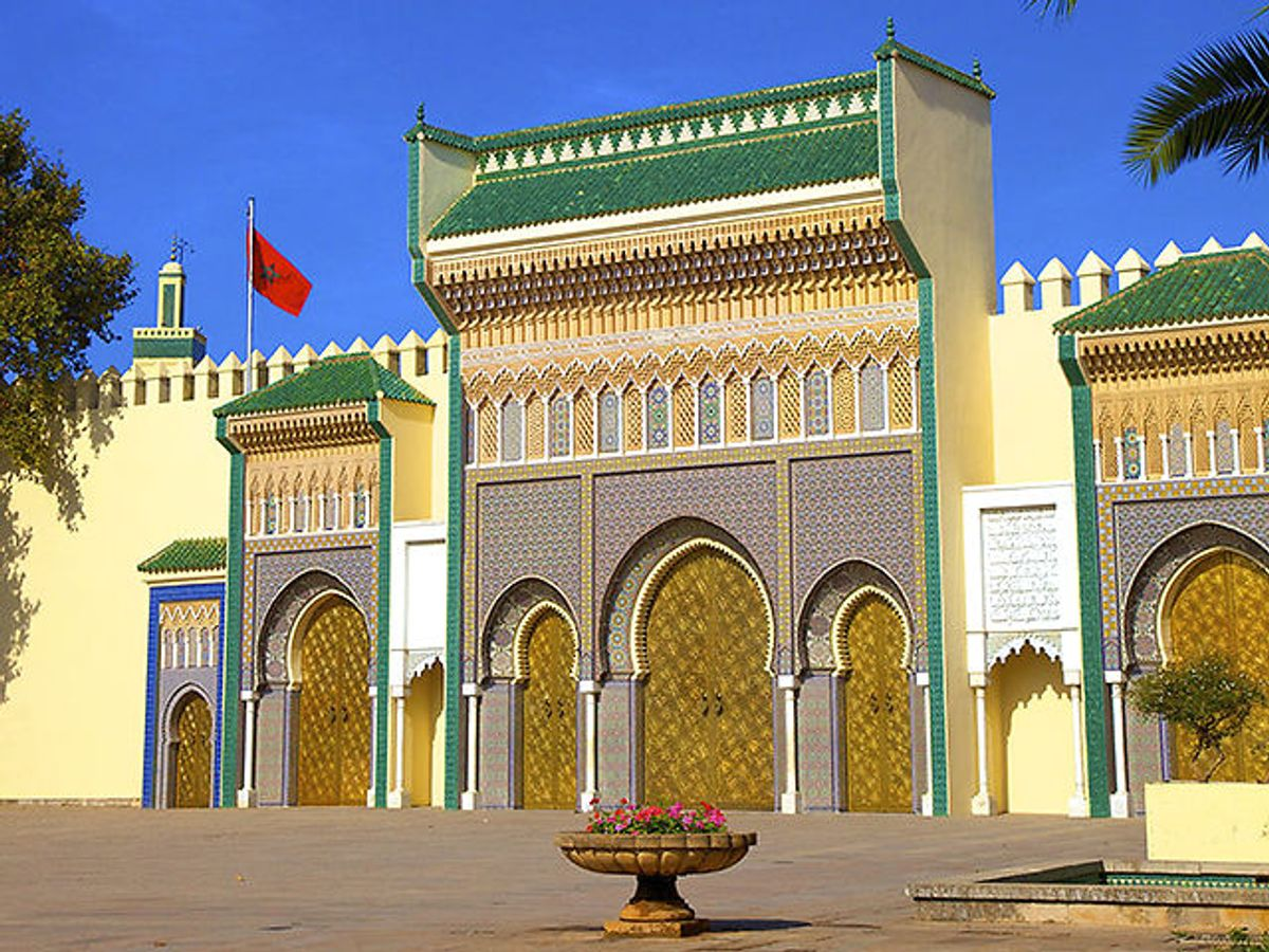 Der er udbrudt sorg på Kongepaladset i Marokko ovenpå nyheden om prinsesse Lalla Malikas død.
