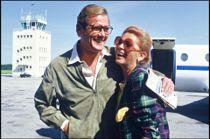 Roger Moores eks-hustru død