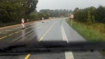 Drøner gennem 50 km/t-zone i høj fart