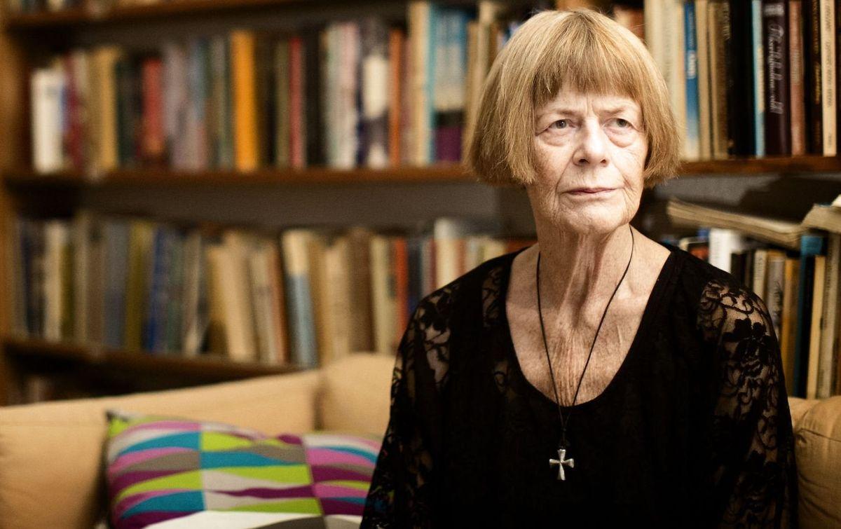 Charlotte Strandgaard sov stille ind lørdag morgen omgivet af sine nærmeste på Glostrup Hospital. Hun blev 78 år, skriver Politiken lørdag. (Arkivfoto)