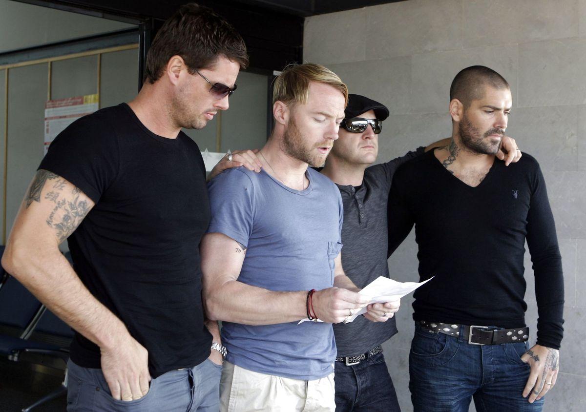 Bandmedlemmerne var dybt berørt, da de mistede vennen i 2009