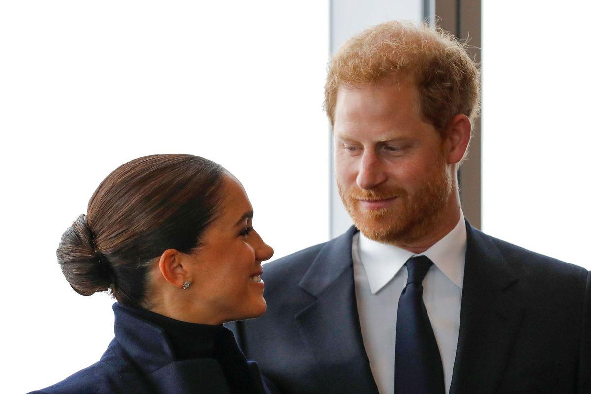 Harry og Meghan figurerer ikke på prominent navneliste til Diana-hyldest.