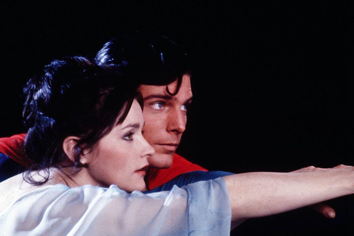 """I filmen """"Superman"""" fra 1978 var det Christopher Reeve, der spillede Superman, og Margot Kidder, der spillede Lois Lane."""