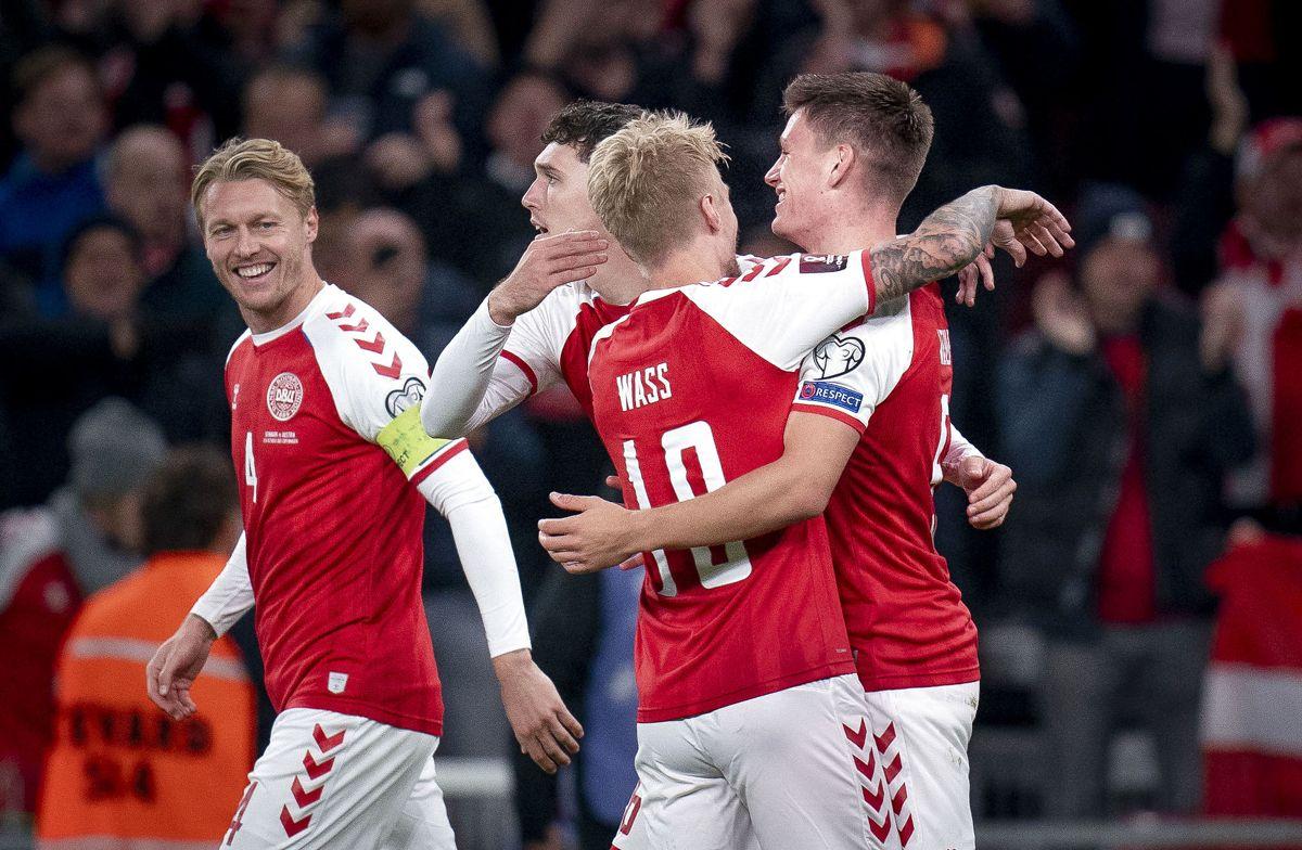 Danmark er klar til VM. Det er resultatet efter 1-0-sejren over Østrig tirsdag.