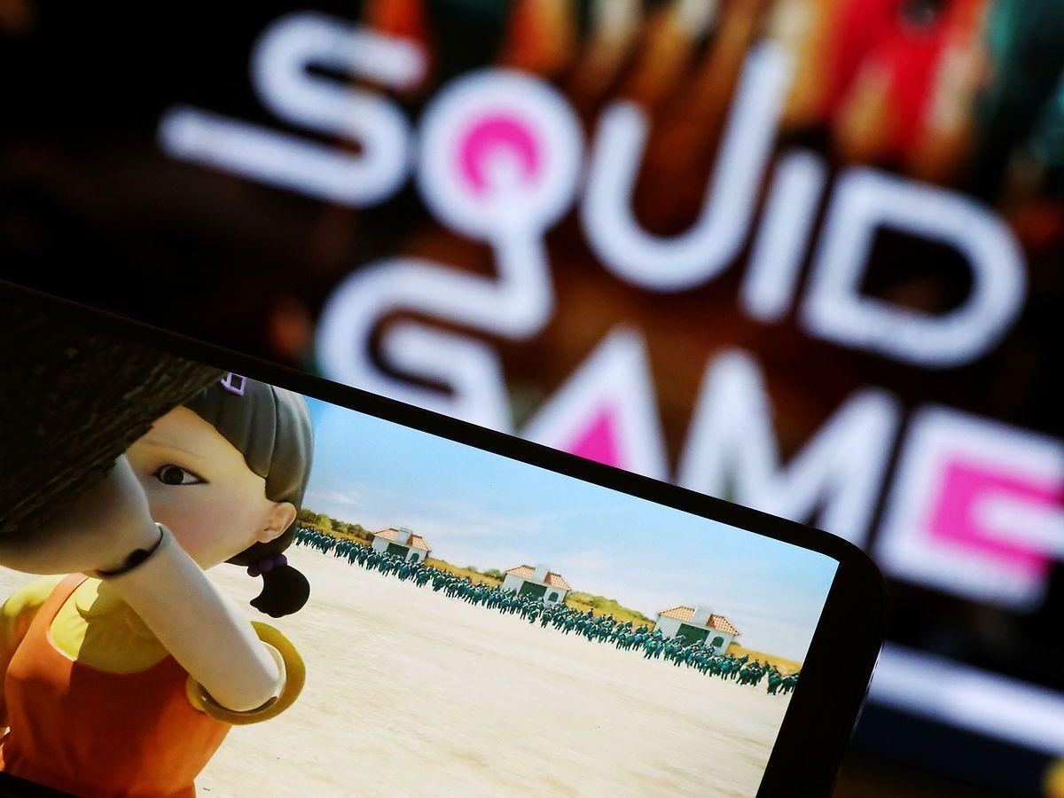"""""""Squid Game"""" slår officielt åbningsrekord på Netflix"""