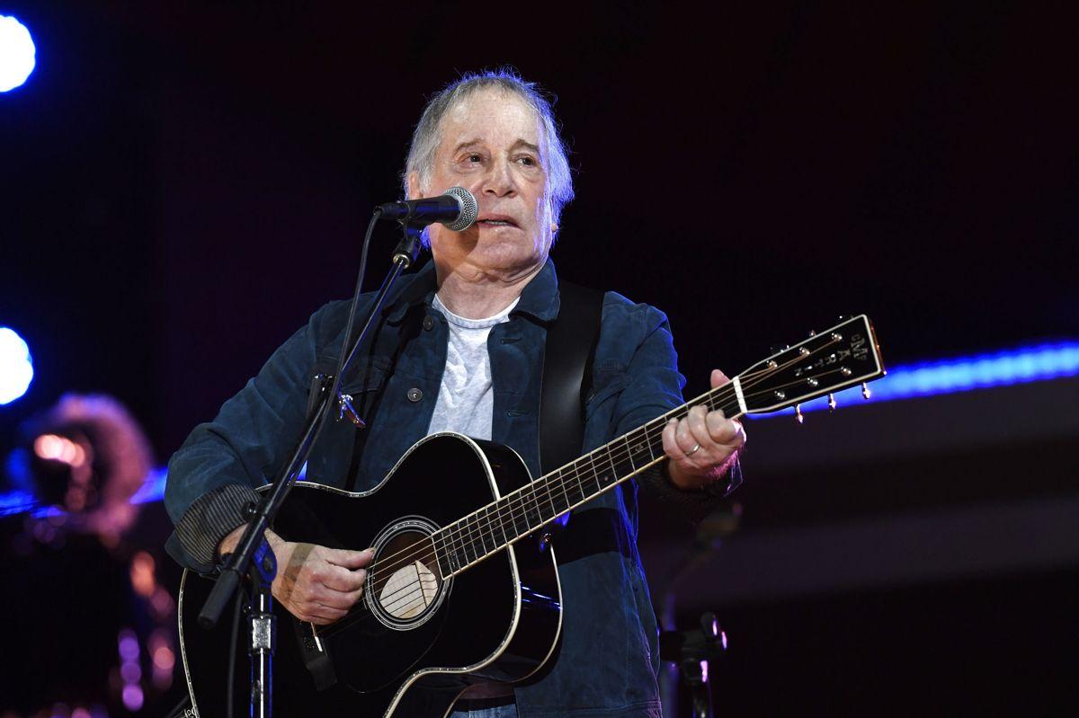Paul Simon ved hans seneste liveoptræden i september i år i Central Park i New York ved Global Citizen Live. (Arkivfoto)
