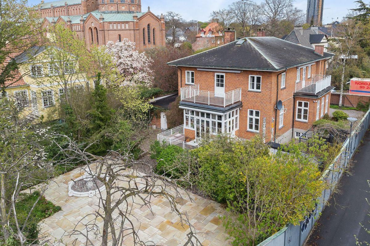 Jussi Adler-Olsen har solgt sin herskabsvilla med stor fortjeneste.