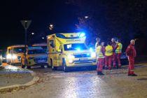 Flere dræbte og sårede i norsk by