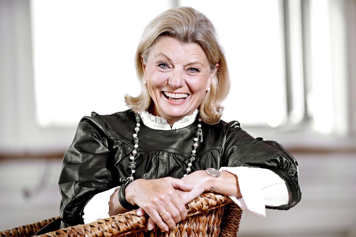 """I sin fritid spiller Anne Laxholm gerne golf. Hun er også ambassadør for Kræftens Bekæmpelses """"Pink Cup"""", som er en golfvelgørenhedsturnering for kvinder til fordel for kampen imod brystkræft. (Arkivfoto)"""