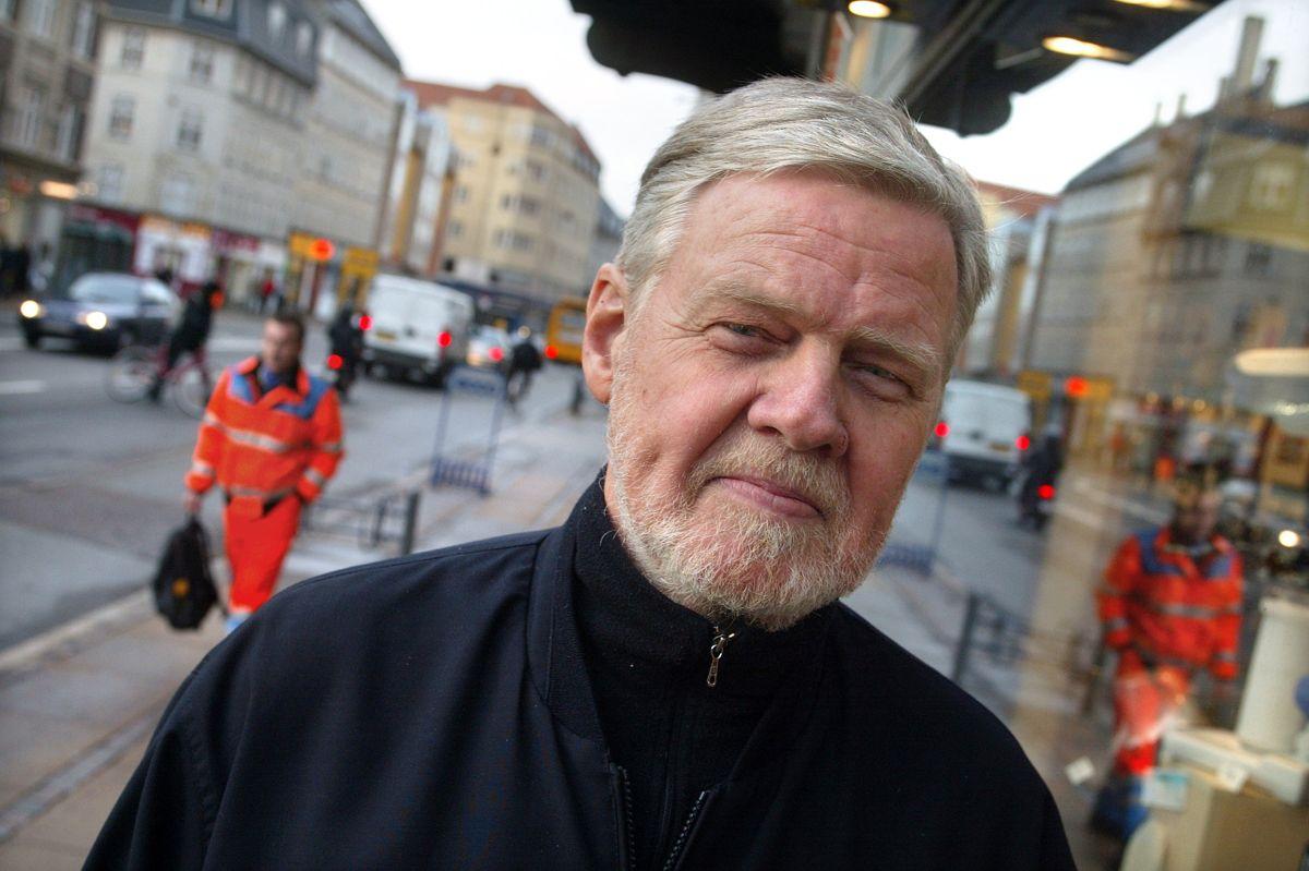 Hagen Jørgensen sad som forbrugerombudsmand i 16 år. (Arkivfoto)