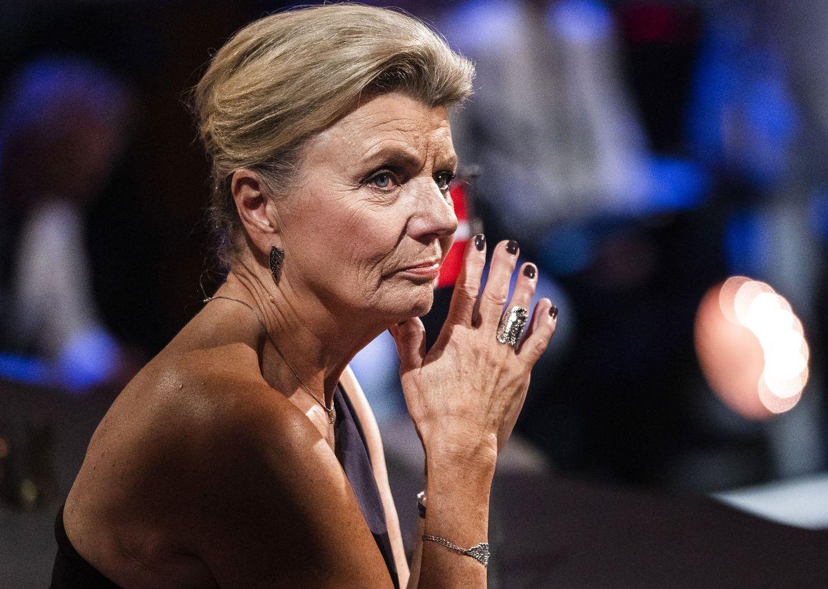 Anne Laxholm fylder torsdag 70.