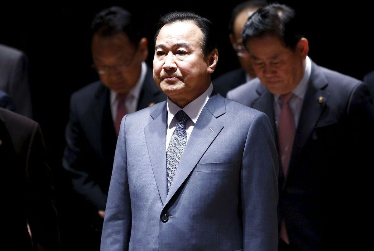 Lee Wan-koo, som har været premierminister i Sydkorea og været anklaget for bestikkelse, døde af leukæmi (blodkræft).