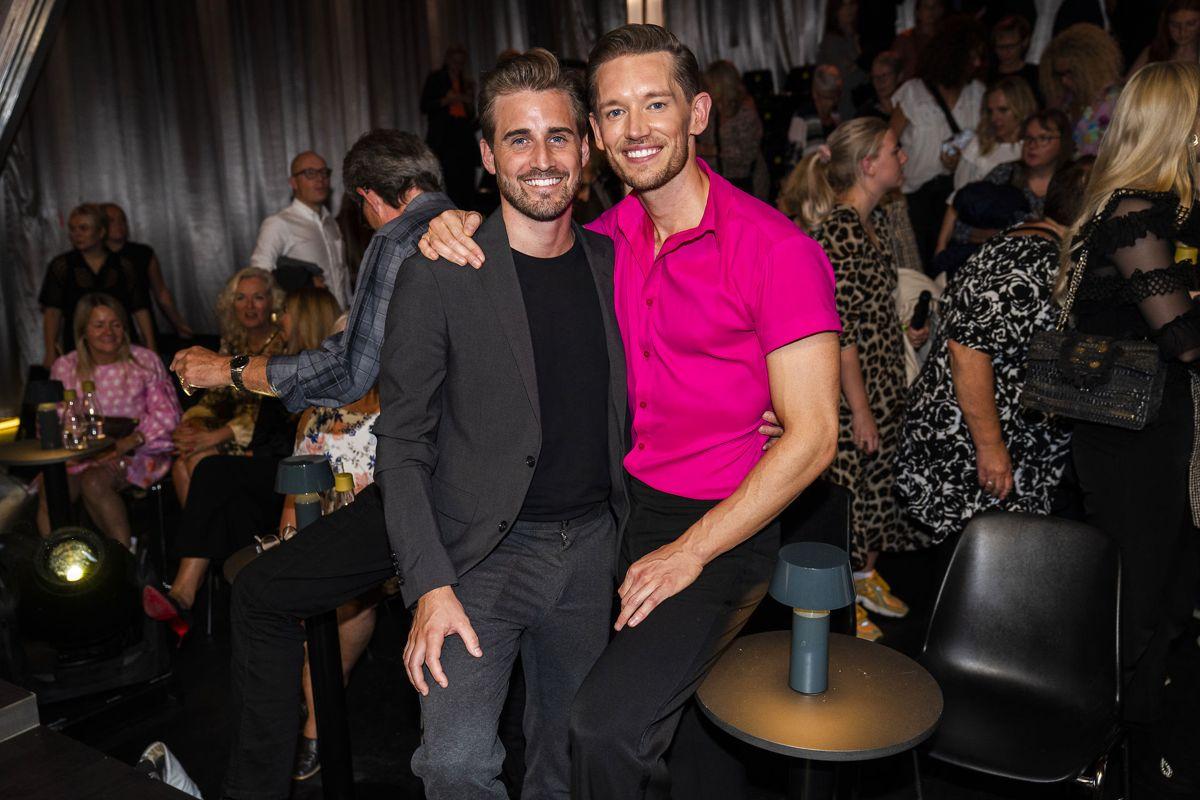 Bagedyst-stjernen Frederik Haun følte, at han havde noget ekstra at bevise, fordi han er kærester med Morten Kjeldgaard fra 'Vild med dans'.