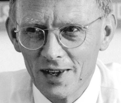 Tidligere medlem af folketinget for Kristeligt Folkeparti Henning Lysholm Christensen var seks år på Christiansborg. På billedet ses han dengang, han var folketingsmedlem. (Arkivfoto)