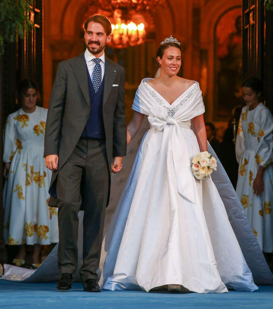 Prins gift to gange med den samme